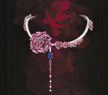 顶级珠宝品牌的时尚中国元素