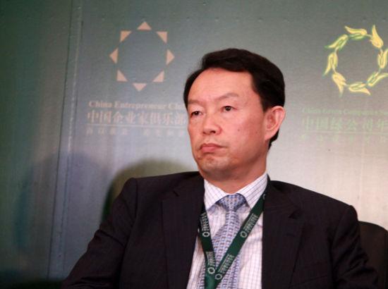 麦格理资本高级常务董事及大中华区主席Paul Su