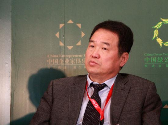 中坤投资集团有限公司董事长黄怒波