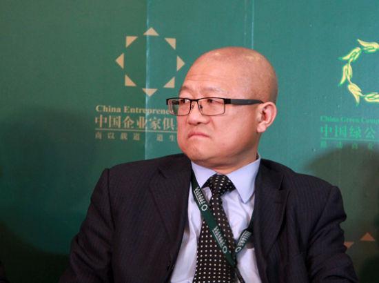 中国投资有限责任公司私募股权投资部资深董事总经理何林波