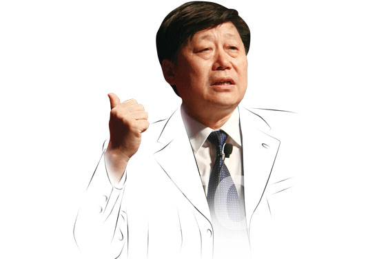 what strategic leadership characteristics does zhang ruimin exhibit